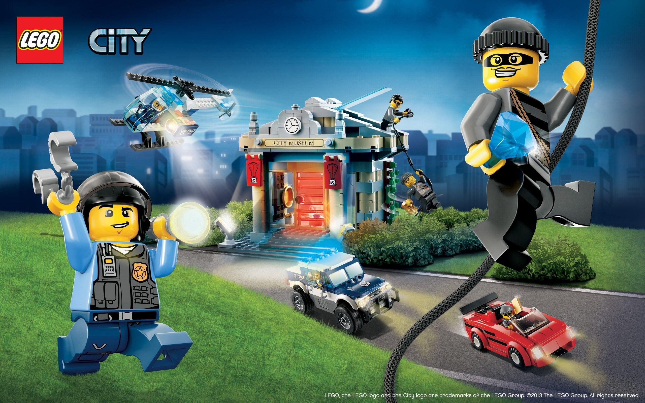 2560x1600 Lego City Police A Police 469500