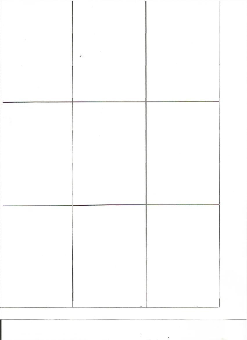 Artistic Trading Card Atc Front Blank Template 2 5 X 3 5 Plain Black Lines Ink Saver Trading Card Template Card Templates Free Artist Trading Cards