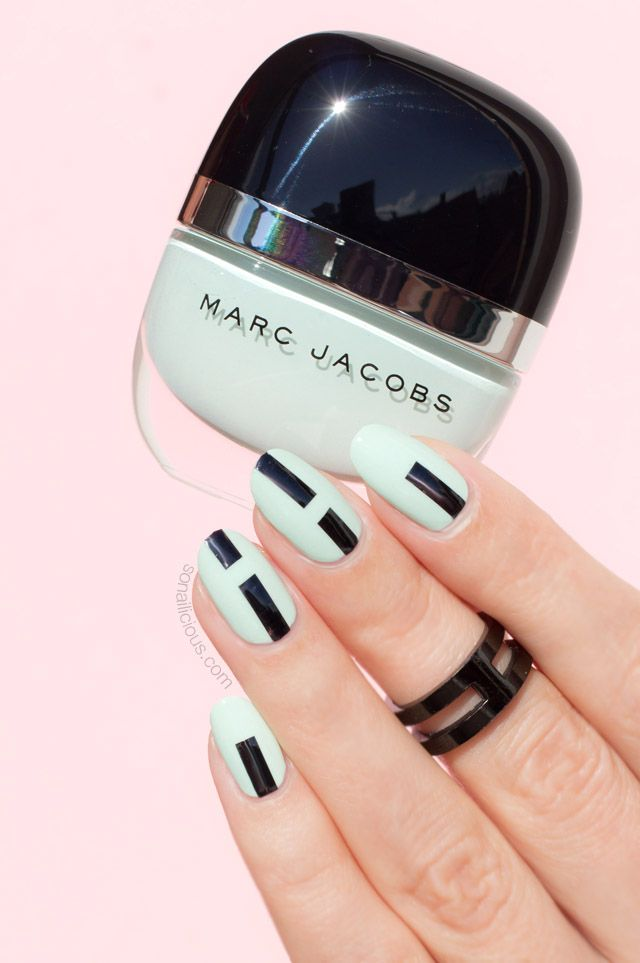 Easy Nail Art Ideas: 10 Manicures To Try This Weekend | Pinterest ...