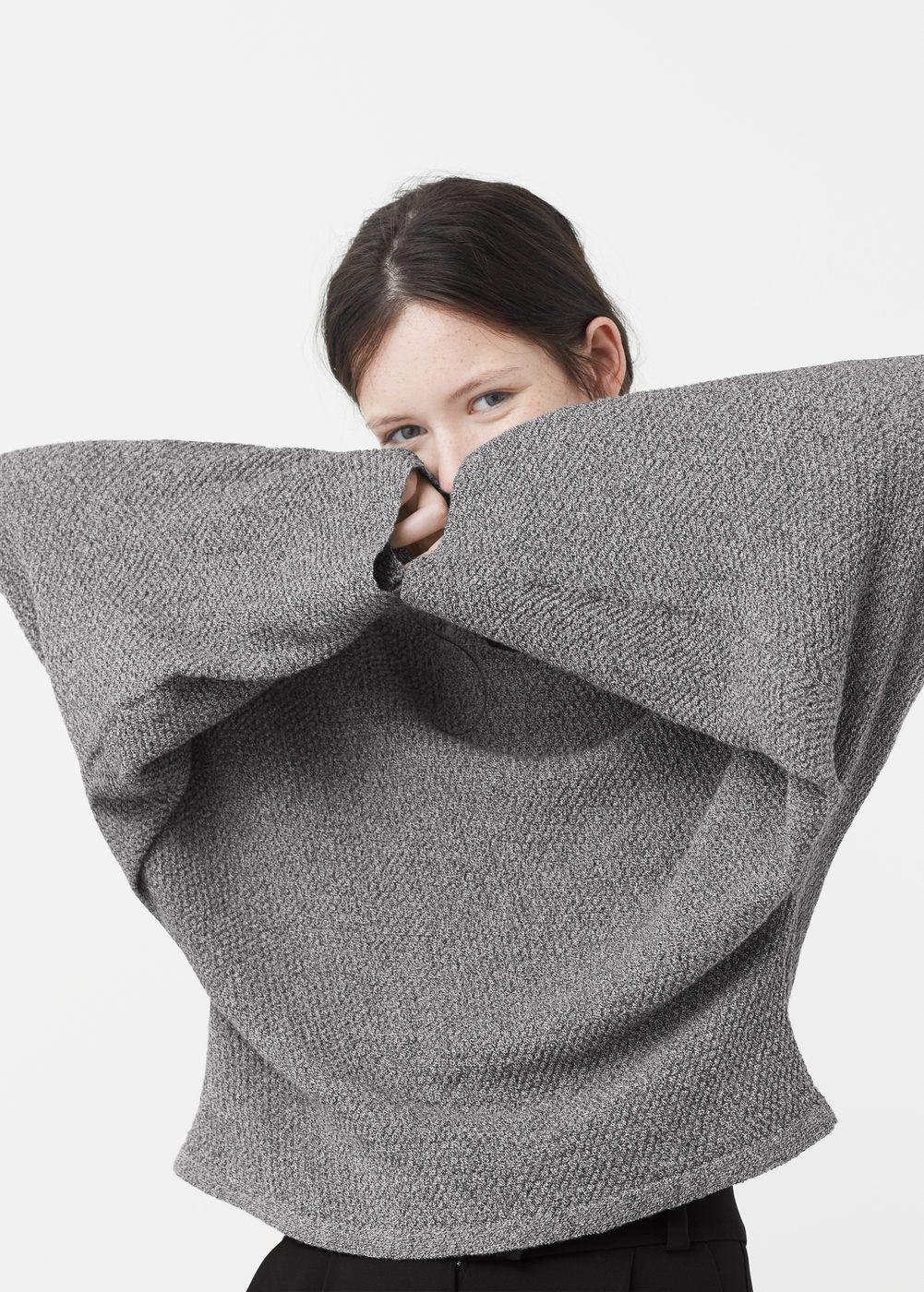 Oversize-pullover - Damen | Pinterest | Shirts nähen, Stricken und ...