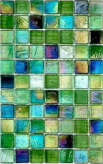 Glasmosaik Fliesen Mischung Glas Mosaik Sicis Blends Garden | Decor ...