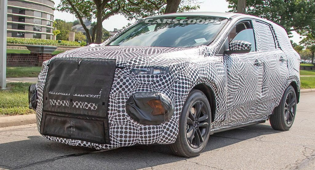 Is This Our First Look At The 2020 Ford Mach 1 Electric Crossover Ford Electric Electric Crossover Suv