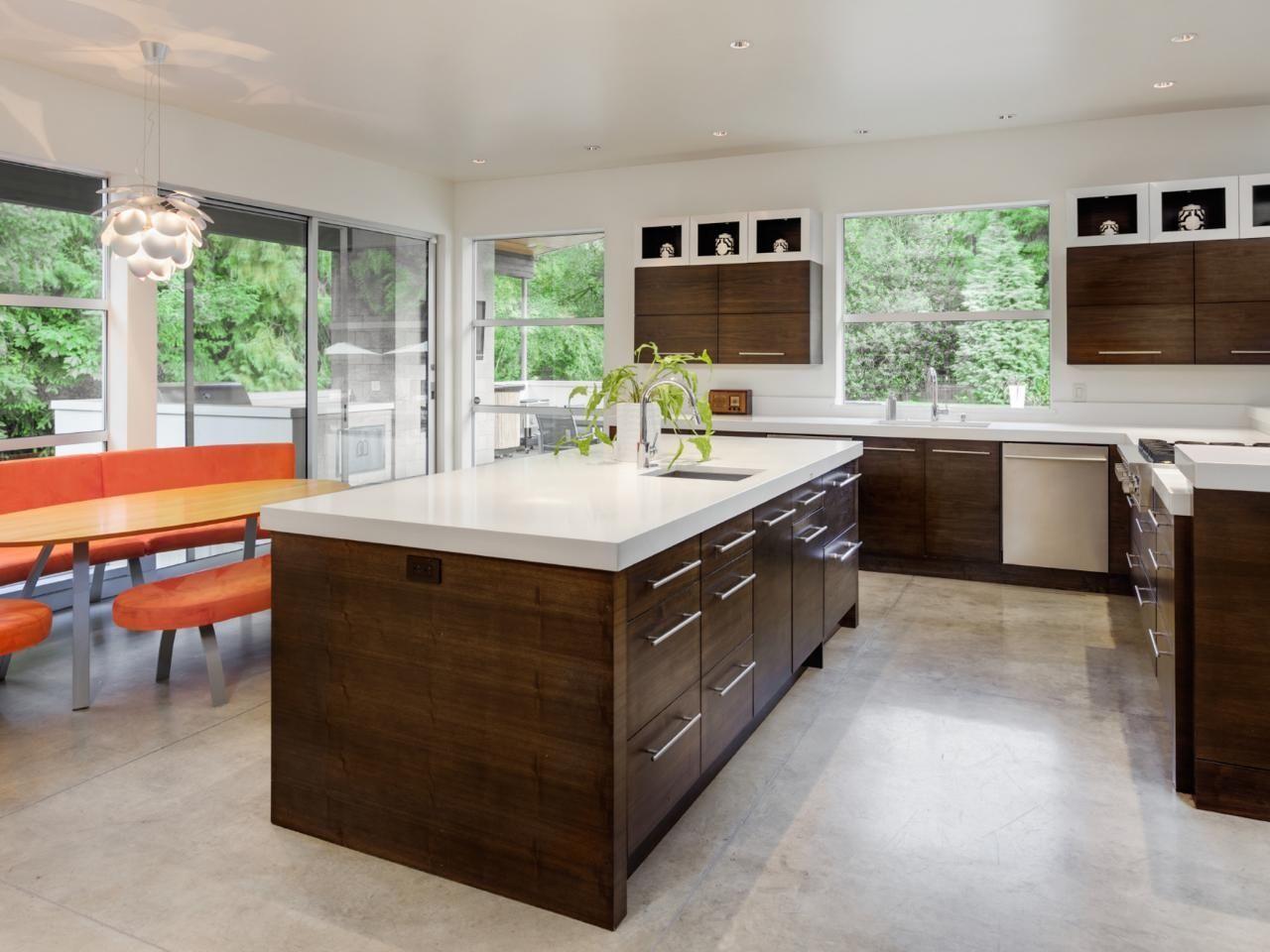 Best Flooring For The Kitchen  Httpweb4Top  Pinterest New Kitchen Floor Options 2018