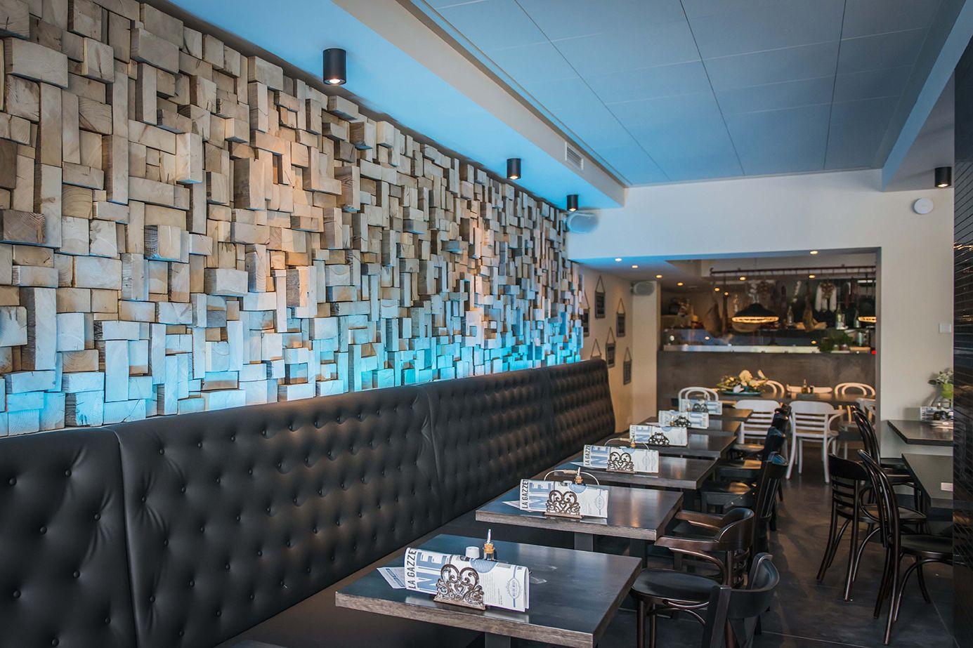 Briljant Blauw - Bij de Neut   Pizzeria   Pinterest   Restaurants ...