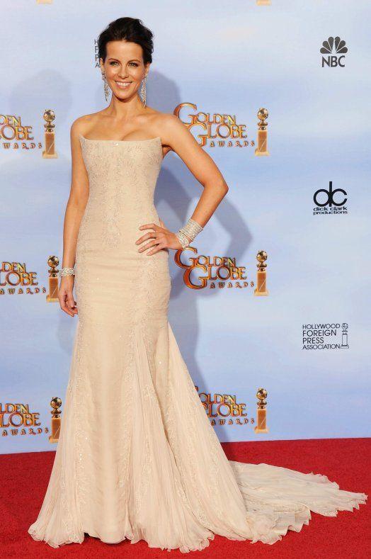 Kate Beckinsale in Roberto Cavalli.