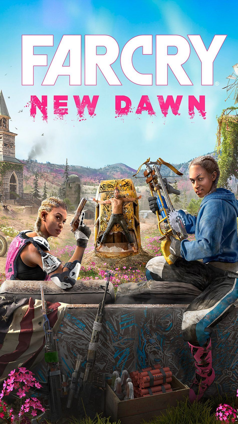 Far Cry New Dawn 2019 4k Ultra Hd Mobile Wallpaper Gaming Pc