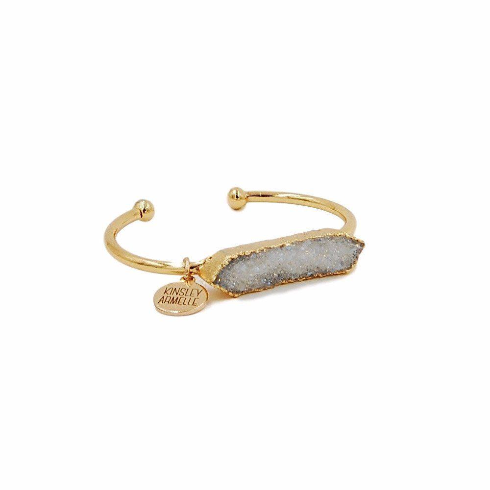 Bangle Collection - Ice Bracelet - Kinsley Armelle