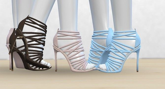 8cc9a862f13d4 Alien Cage Sandals at MA ims4 image 637 670x362 Sims 4 Updates