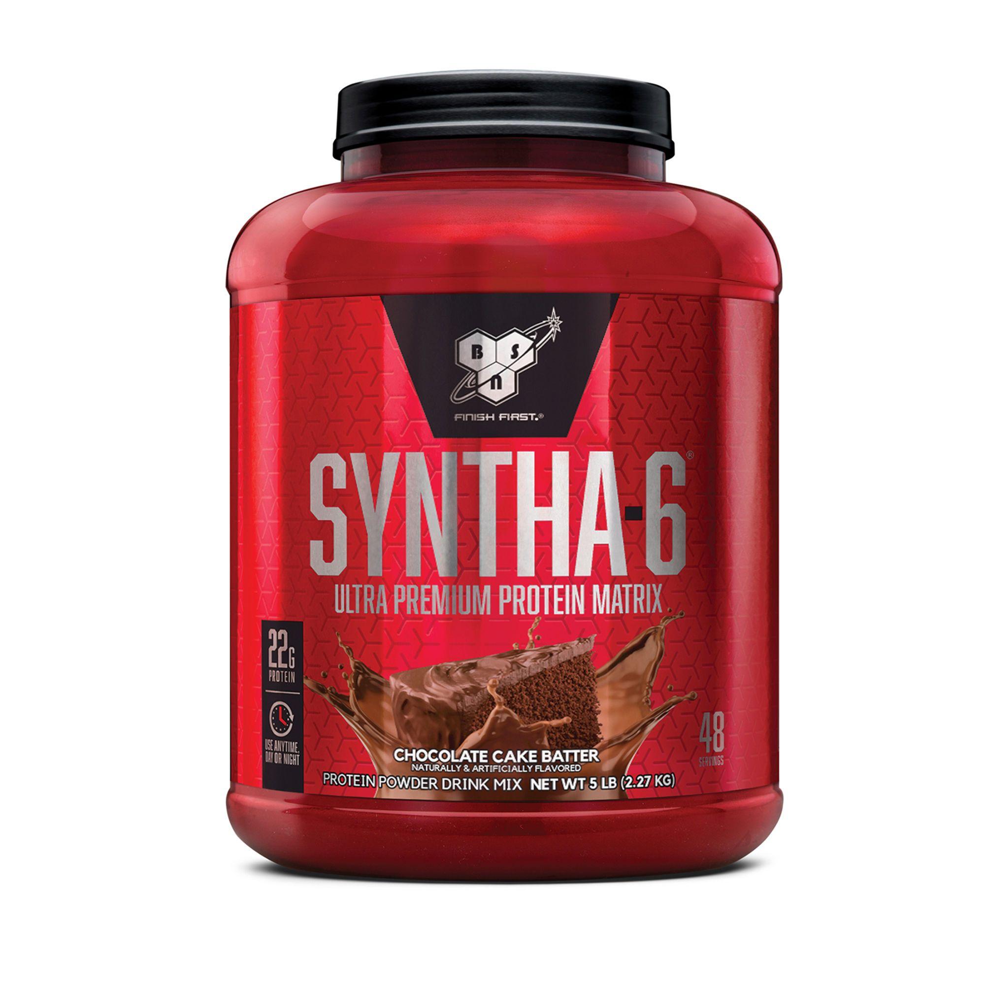 Bsn syntha6 chocolate milkshake milkshake protein