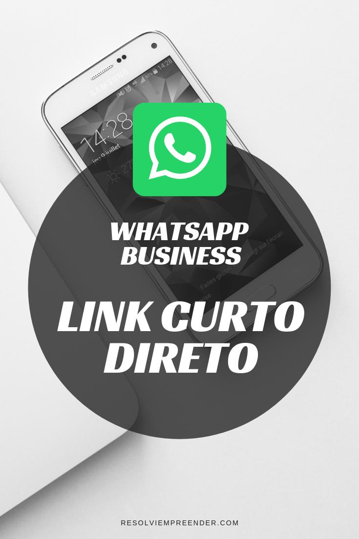 Whatsapp Business Link Curto Direto E Book Youtube Mensagens
