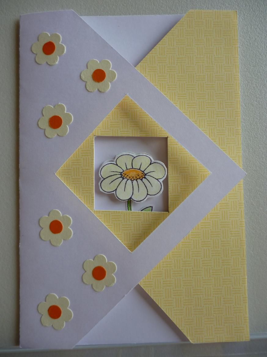 Fancy Folds Card Making Challengenovember Circle Of Crafters
