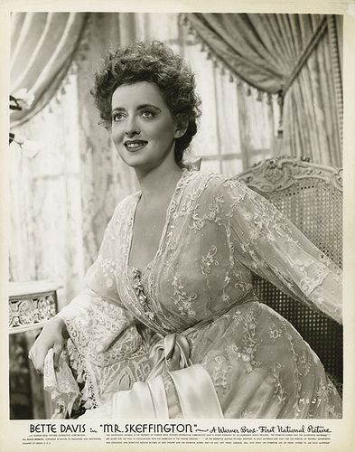 """Bette Davis for """"Mr. Skeffington"""""""