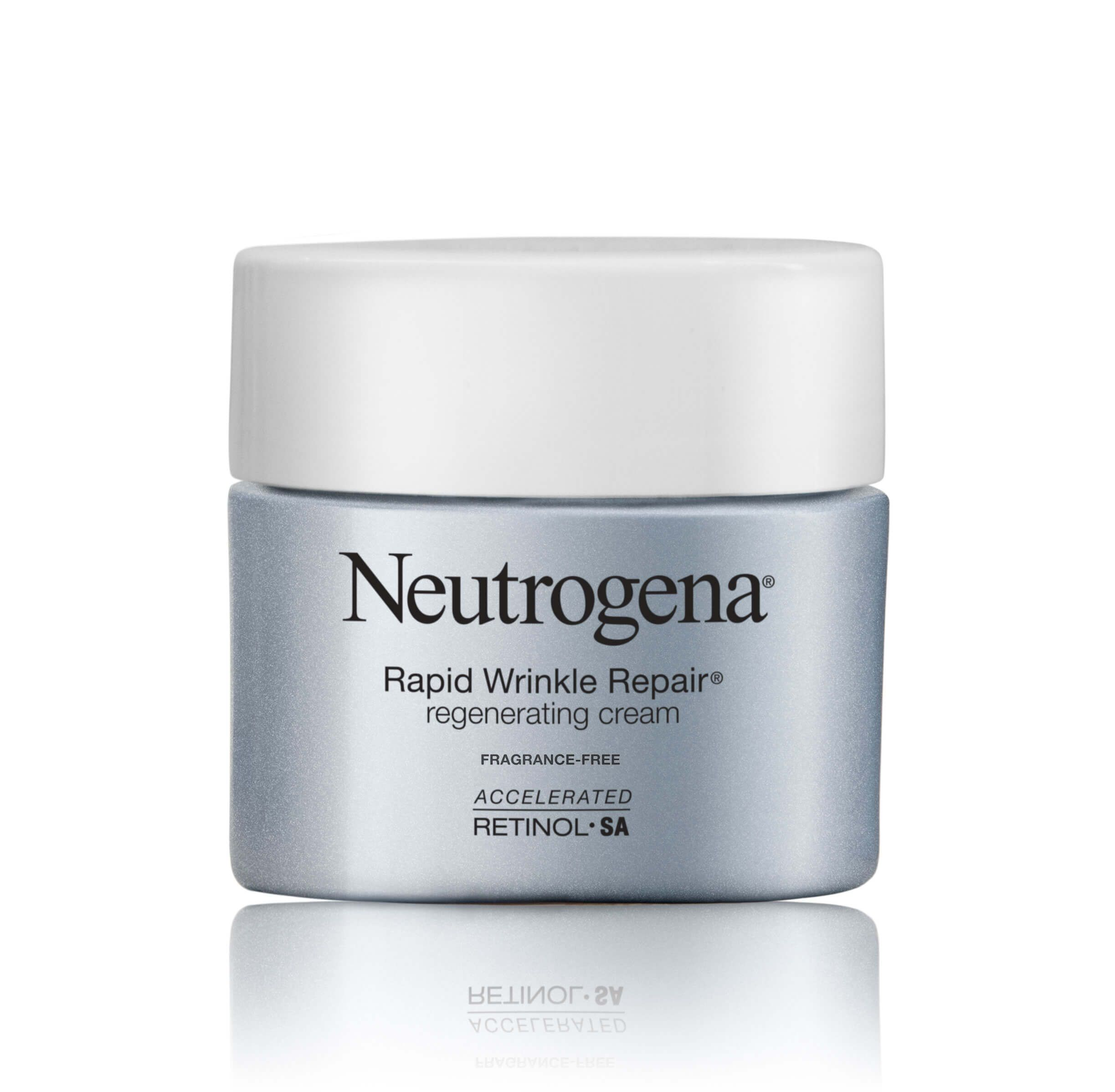 Fragrance Free AntiWrinkle Face Cream with Retinol