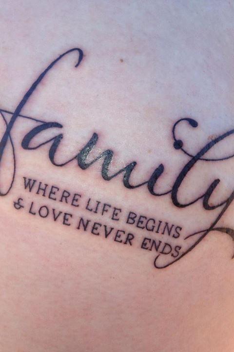 Pin Von Katja Oster Auf Tattoo Tattoo Künstler Tattoo