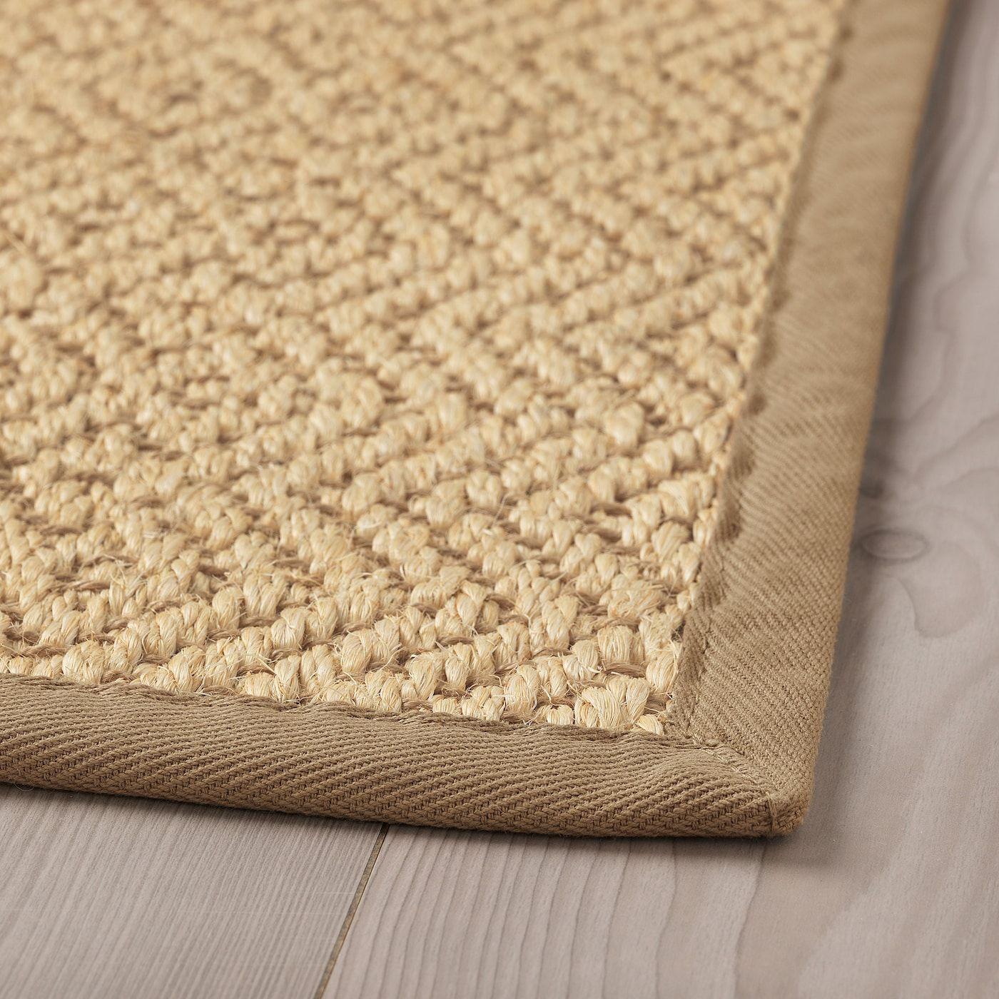 Vistoft Rug Flatwoven Natural Ca Ikea Teppich Flach Gewebt Teppich Teppich Reinigen