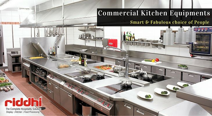 Smart Choice Of Fabulous Commercial Kitchen Equipment Commercial