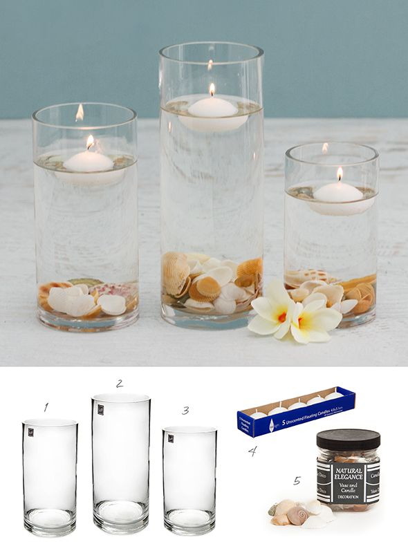 we show you 5 diy candle decoration ideas for everyday and special occasions - Candle Decoration