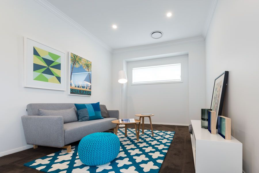 Hamilton: Versatile Family Friendly Upper Lounge Area. Built By Lifestyle  Designer Homes.