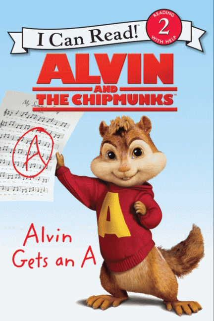 Alvin And The Chipmunks Alvin Gets An A By Kirsten Mayer