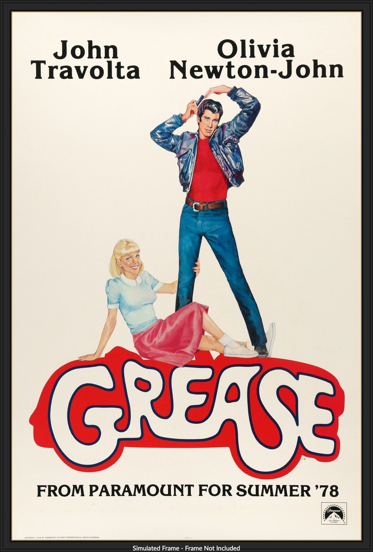 Grease (1978) - Default Title