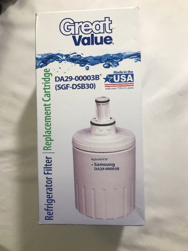 Cartridge filter replacement samsung great value sgfdsb30