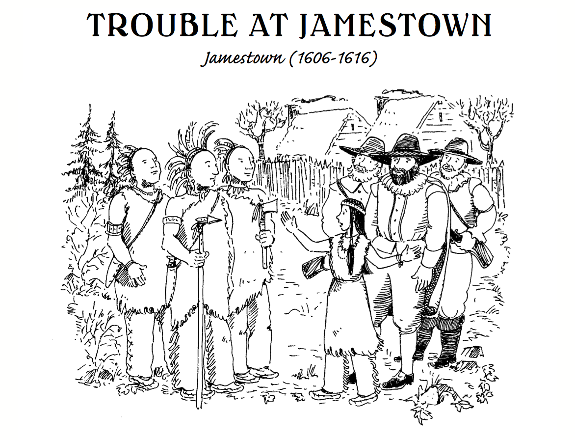 Commemorate The Anniversary Of The Jamestown Founding