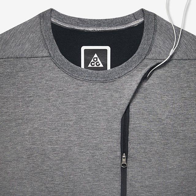 NikeLab ACG Tech Fleece Crew Men's Sweatshirt.