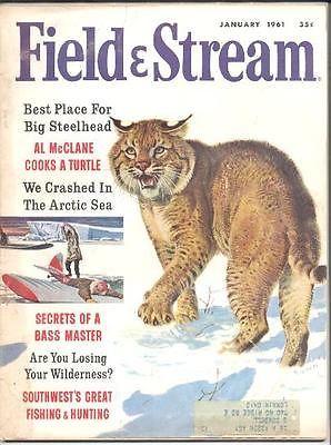 1 1961 Field Stream Magazine Steelhead | eBay