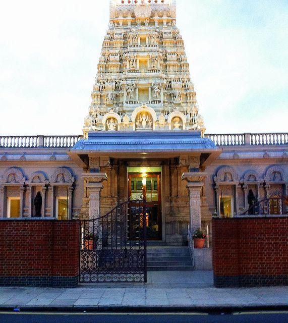 The gorgeous Sri Murugan Temple, East Ham, London. My ...