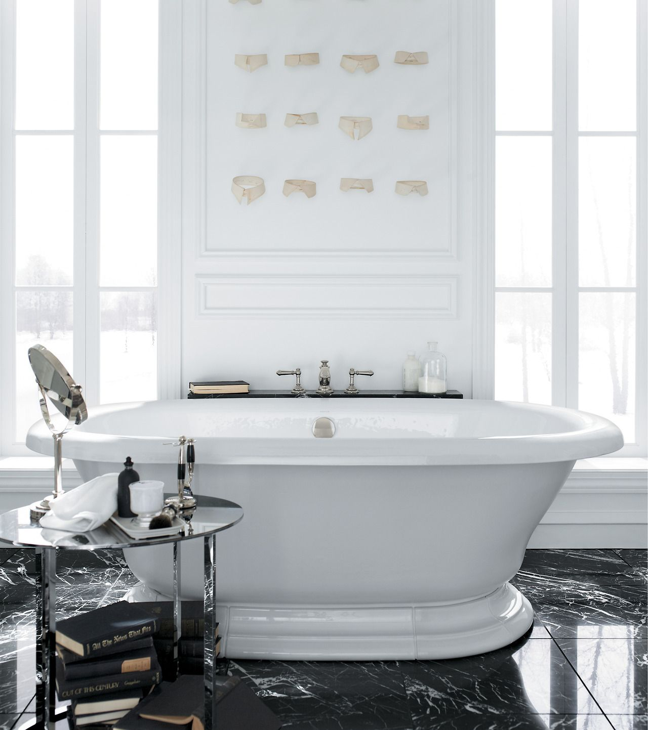 The Bold Look Of With Images Free Standing Bath Vintage Bath