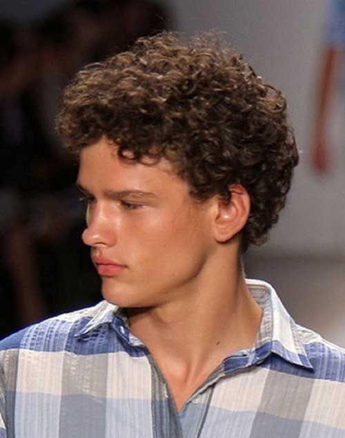 50 New Mens Curly Hairstyles