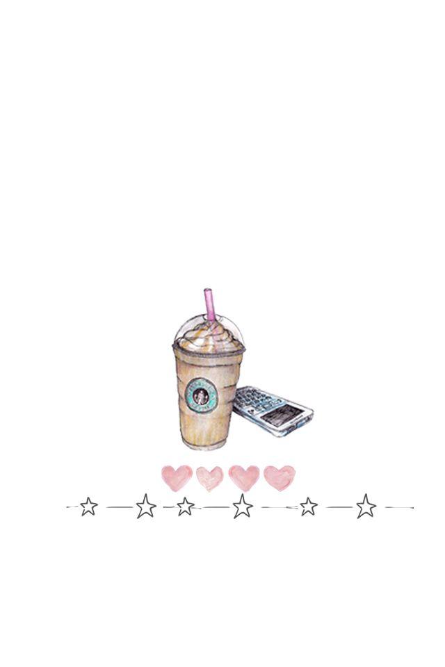 Coffee Love Starbucks Iphone Wallpaper I Like Starbucks