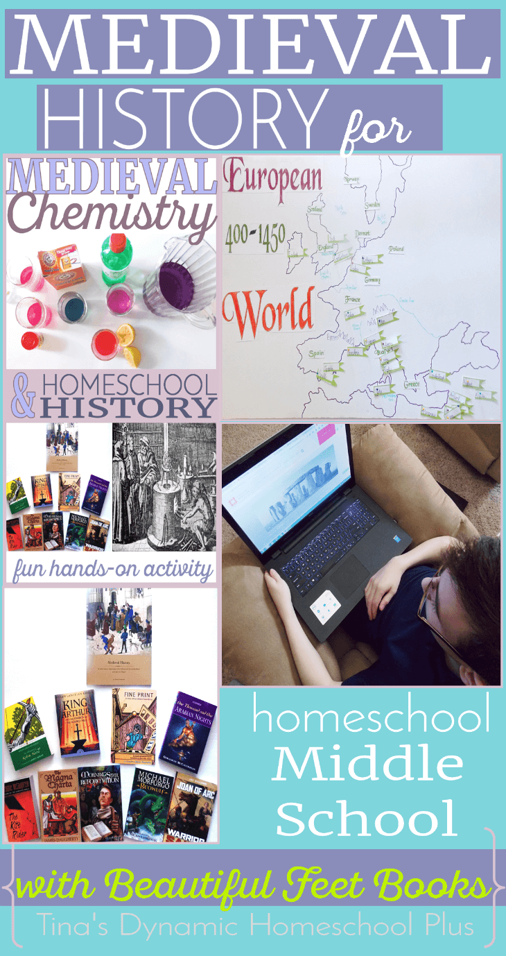 Medieval History For Homeschool Middle School Tinas Blog