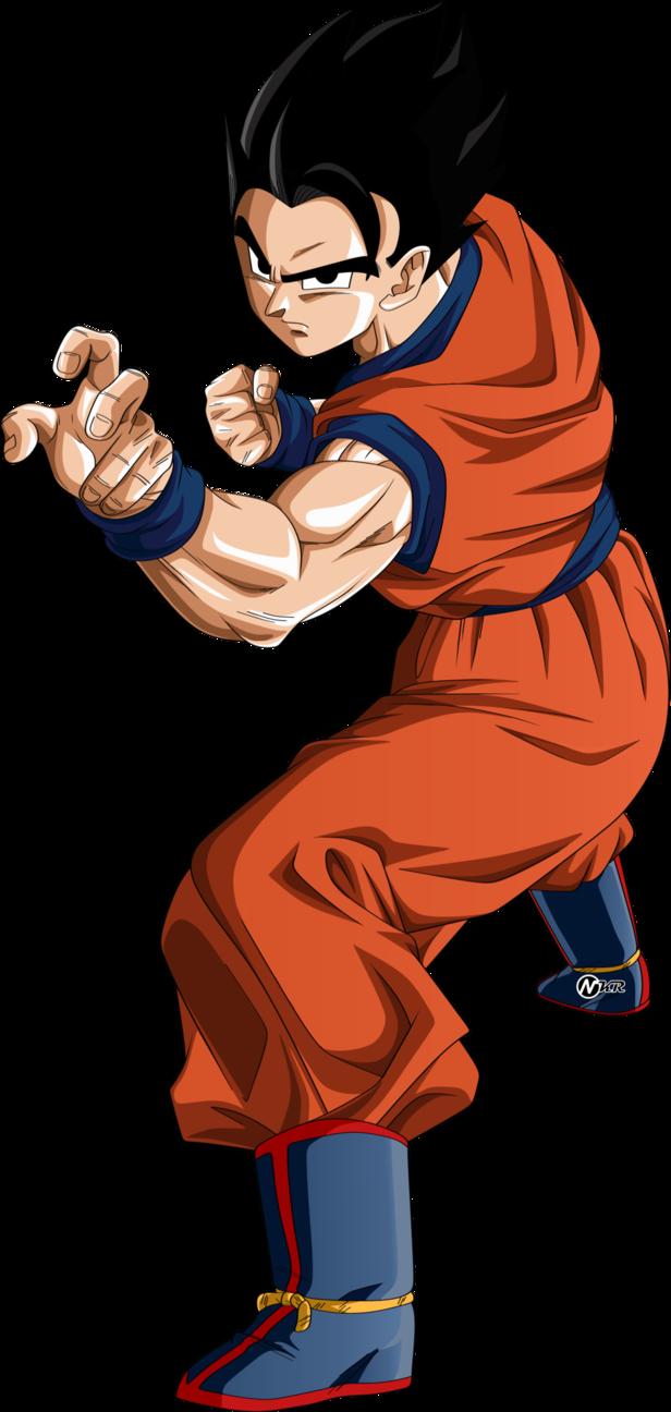 Gohan Mystic By Naironkr Anime Dragon Ball Super Dragon Ball Super Goku Dragon Ball Super Manga