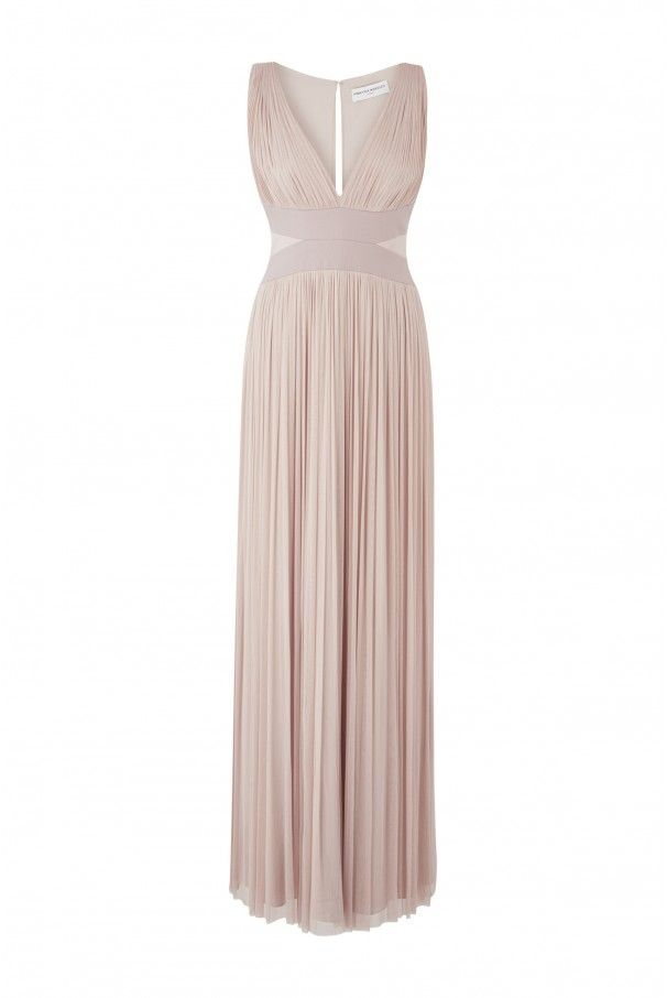 Amanda Wakeley long tulle dress
