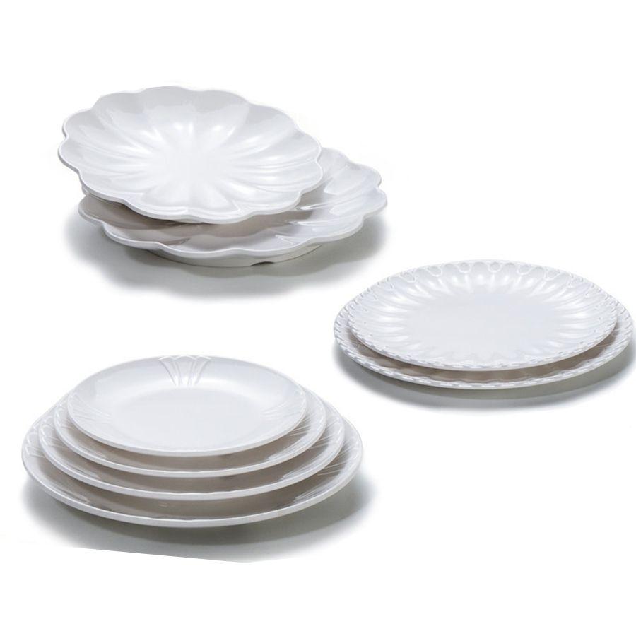 1PCS 2017 Dalinwell High Quality Non-toxic White Plastic Melamine Dessert Cake Plate Durable Restaurant  sc 1 st  Pinterest & 1PCS 2017 Dalinwell High Quality Non-toxic White Plastic Melamine ...