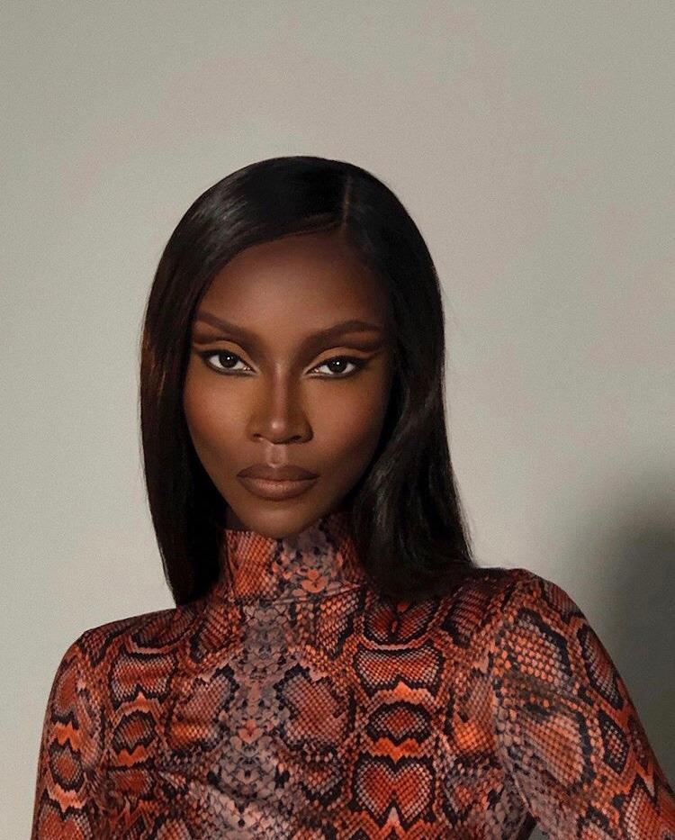 Tumblr in 2020 Soft glam makeup, Dark skin makeup, Glam