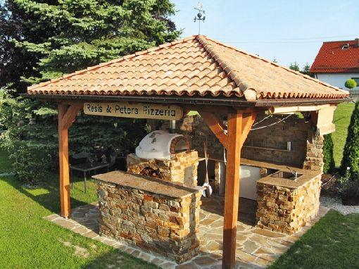 Gardenplaza - So entsteht im Garten eine Grillstelle mit ...