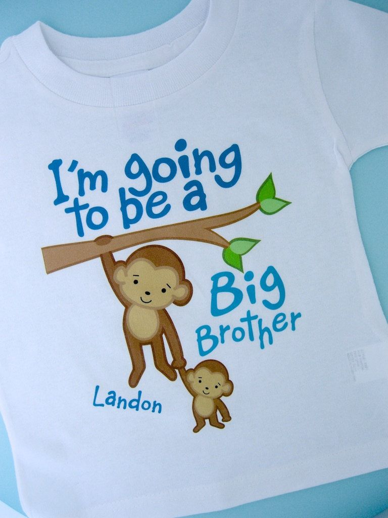 1d4db9fc6 I'm Going to Be A Big Brother Shirt Big by ThingsVerySpecial, $14.99 ...