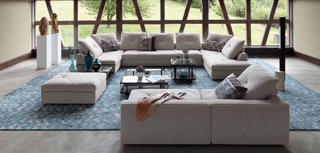 Sofa Roche Bobois Modular, Roche Bois Furniture