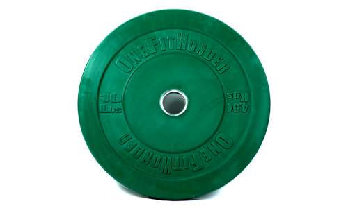 Color Bumper Plate Pairs Bumper weights, Olympics, Color