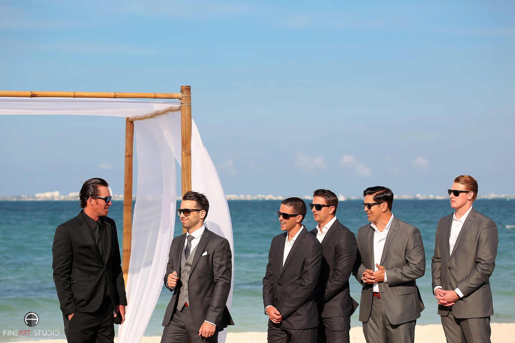Excellence Playa Mujeres Wedding Destination Photographer - FineArt ...