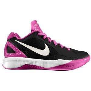 Nike Volley Zoom Hyperspike - Women's - Black/Metallic Silver/White/Game Royal