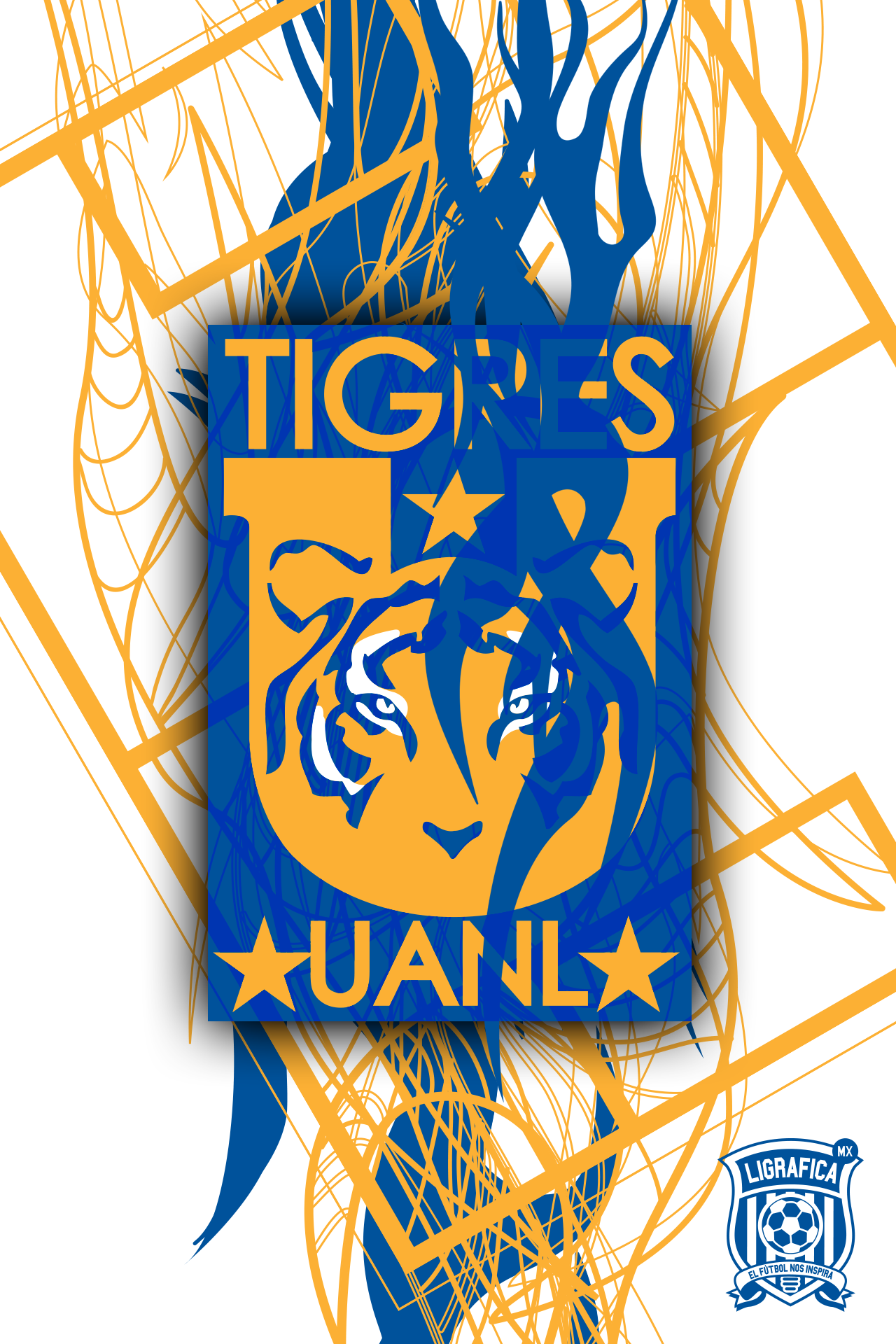 Tigres LigraficaMX 14/04/15CTG Tigre, Tigres uanl
