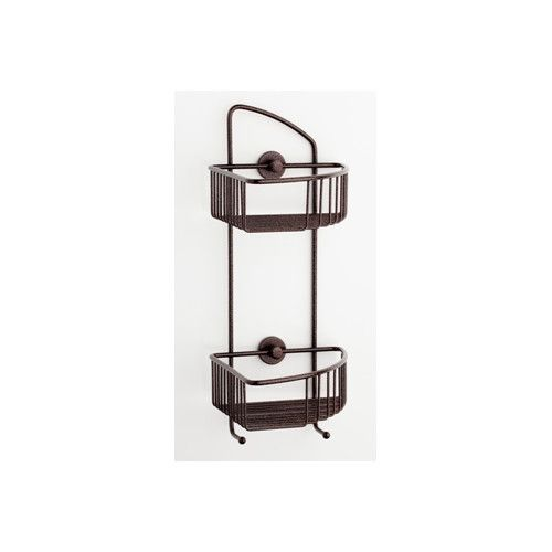 Amazing Found It At Wayfair   Draad Double Corner Shower Caddy