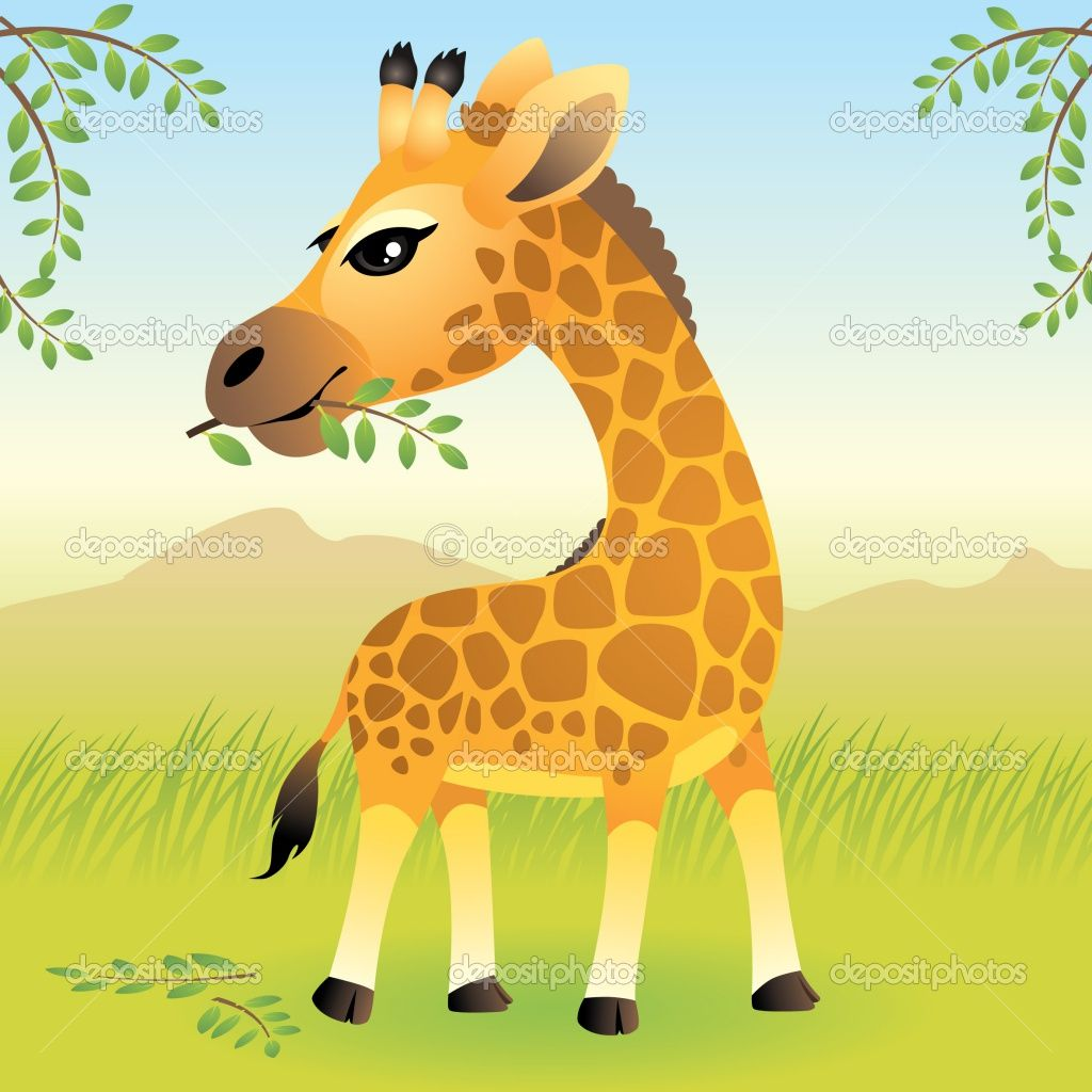animals eating clipart - photo #27