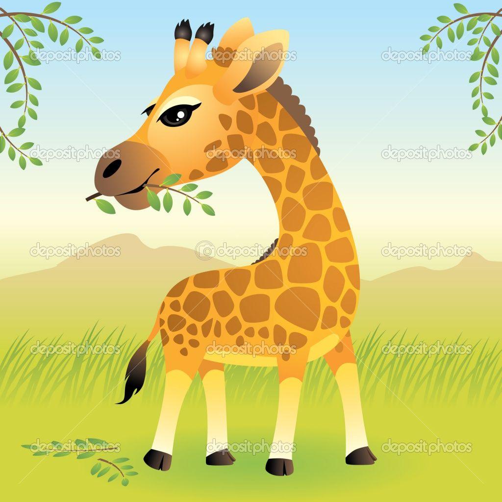 Giraffe Giraffe Baby Animals Animals