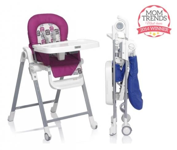 Gusto High Chair Awarded By Momtrends Inglesina Usa