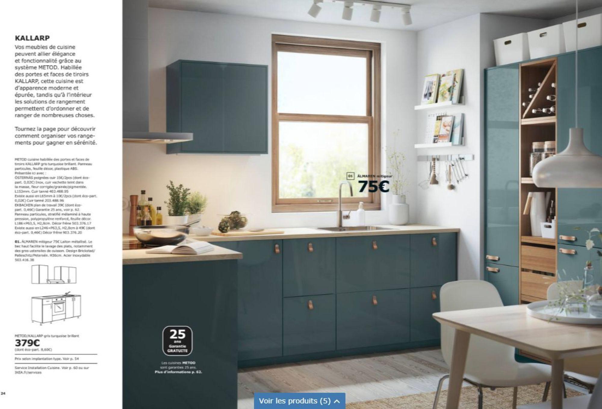 Resultat De Recherche D Images Pour Ikea Cuisine Porte Kallarp Gris Turquoise Cuisine Ikea Grise Ikea Cuisine Ikea