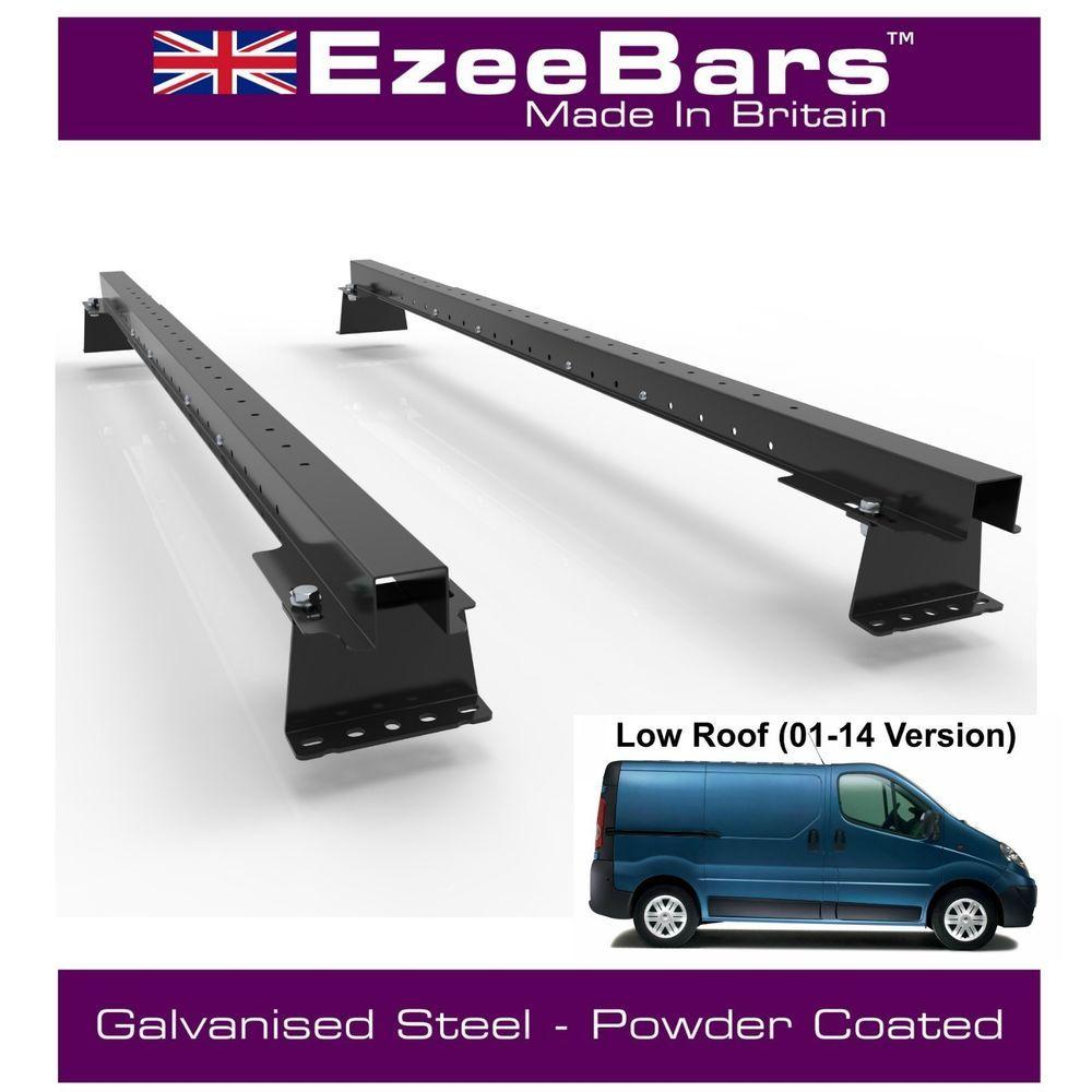 Strong EzzeBars Roof Rack 2 Bars Rails * for (012014) Mk1